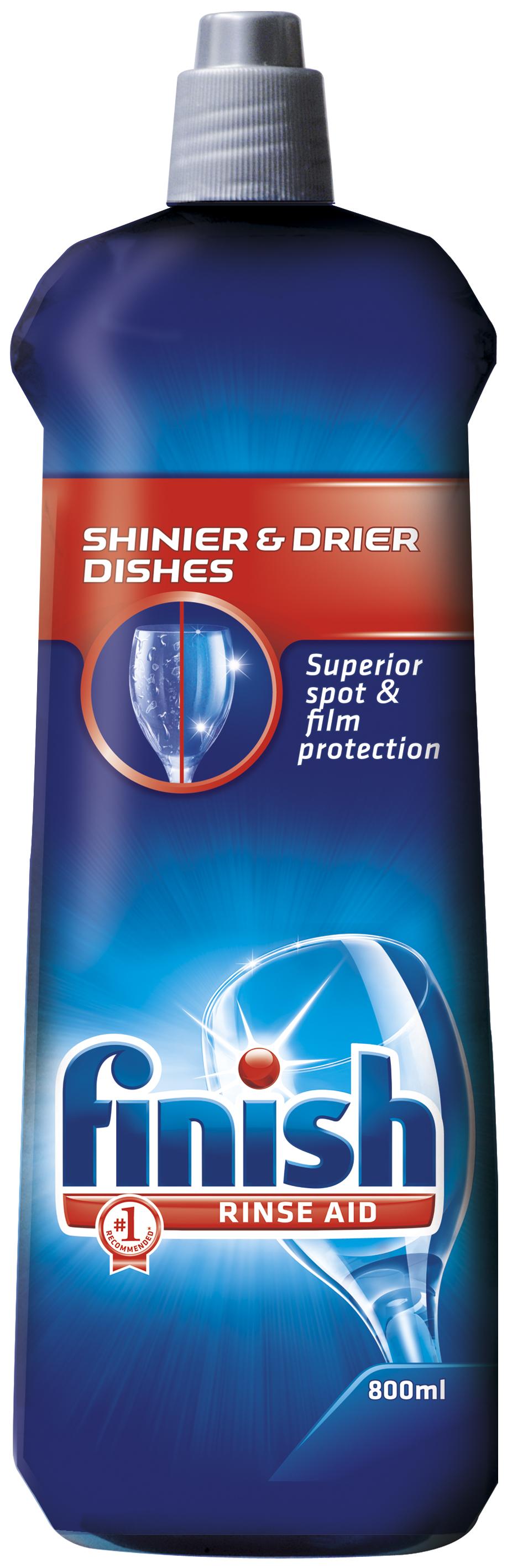 Finish Shine & Dry Regular leštidlo do myčky na nádobí 800 ml