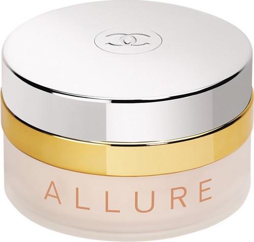 Fotografie Chanel Allure tělový krém pro ženy 200 g
