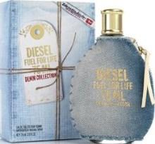 Fotografie Diesel Fuel For Life Denim Collection pour Femme toaletní voda 75 ml