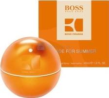 Hugo Boss Boss Orange In Motion Made For Summer toaletní voda pro muže 40 ml