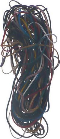 Kožený řemínek 1 kus různé barvy 110