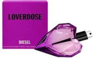 Diesel Loverdose parfémovaná voda pro ženy 50 ml