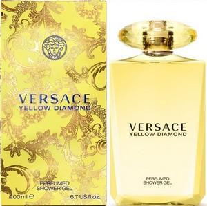 Fotografie Versace Yellow Diamond SG 200 ml W