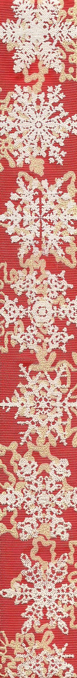 Fotografie Alvarak Textilní návin vánoční potisk mix barev a velikostí 2-3 m 1 kus