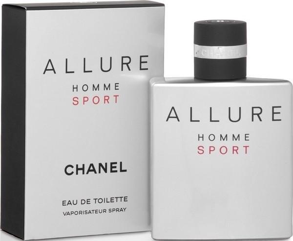 Fotografie Chanel Allure Homme Sport - EDT