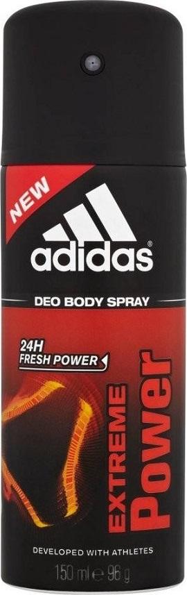Fotografie Adidas Extreme Power deodorant sprej pro muže 150 ml