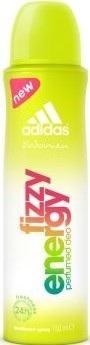 Fotografie Adidas Fizzy Energy deodorant sprej pro ženy 150 ml