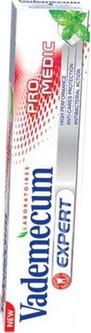 Fotografie Vademecum Pro Medic účinná ochrana proti zubnímu kazu zubní pasta 75 ml