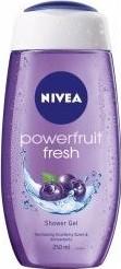 Fotografie Nivea Osvěžující sprchový gel Fresh Powerfruit (Care Shower Gel) 250 ml
