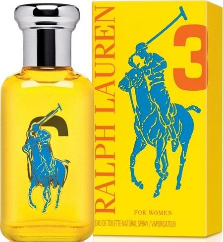 Ralph Lauren Big Pony 3 for Women toaletní voda 50 ml
