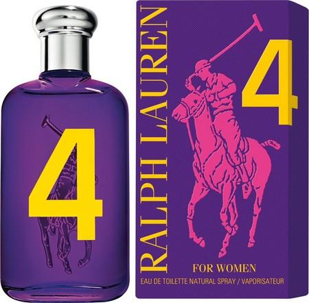 Fotografie Ralph Lauren Big Pony 4 for Women toaletní voda 30 ml