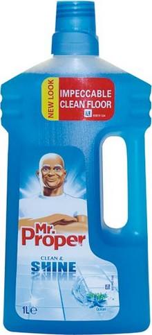 Mr. Proper Clean & Shine Ocean univerzální čistič 1 l