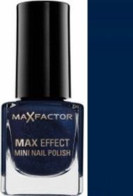 Max Factor Max Effect Mini Nail Polish lak na nehty 18 Cloudy Blue 4,5 ml
