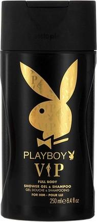 Playboy Vip for Him 2v1 sprchový gel a šampon 250 ml