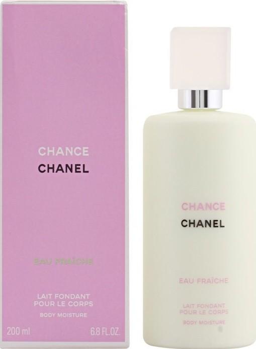 Fotografie Chanel Chance Eau Fraiche - tělové mléko