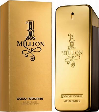 Fotografie Paco Rabanne 1 Million toaletní voda pro muže 200 ml