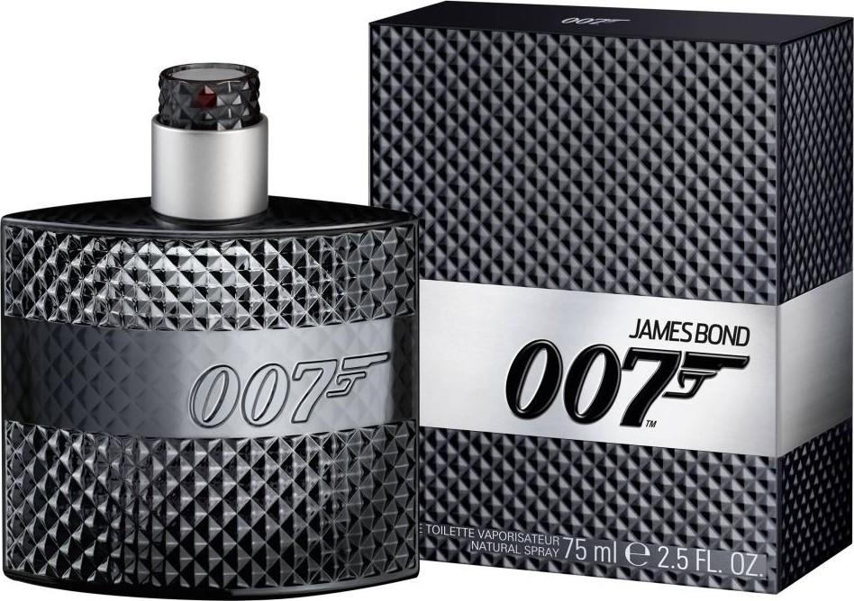 James Bond 007 toaletní voda pro muže 30 ml