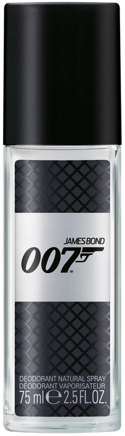 James Bond 007 parfémovaný deodorant sklo 75 ml