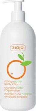 Ziaja Pomerančové máslo hydratační tělové mléko s pumpičkou 400 ml