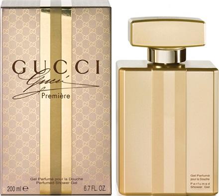 Fotografie Gucci Gucci Premiere sprchový gel pro ženy 200 ml