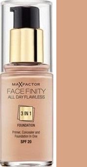 Fotografie Max Factor Facefinity 3 v 1 dlouhotrvající make-up 80 Bronze, 30 ml