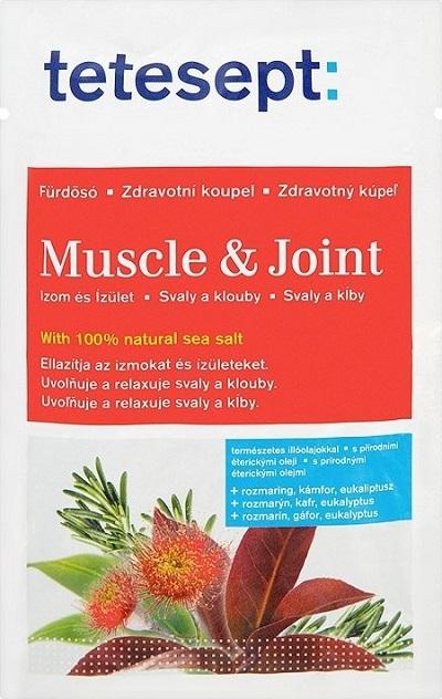 Fotografie Tetesept Mořská sůl pro svaly a klouby 80g