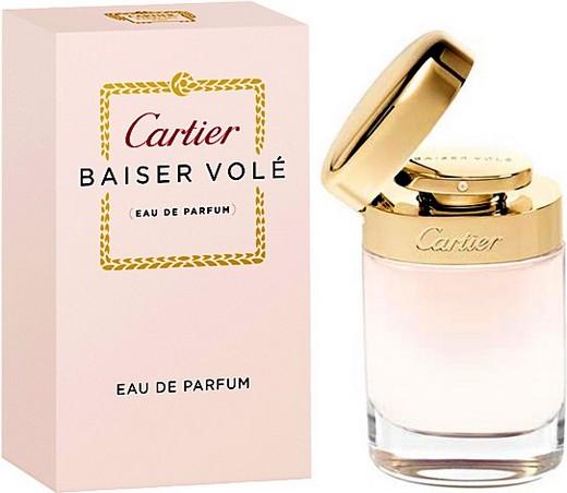 Cartier Baiser Volé parfémovaná voda pro ženy 100 ml