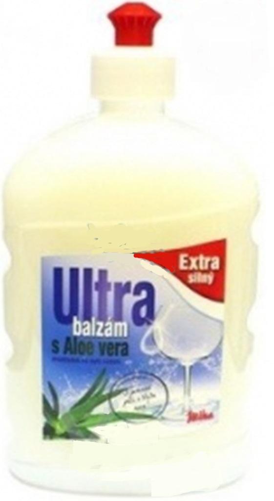 Mika Ultra balzám s Aloe Vera prostředek na mytí nádobí 500 ml