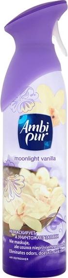Fotografie Ambi Pur Moonlight Vanilla osvěžovač vzduchu sprej 300 ml
