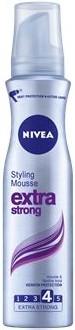 Nivea Extra Strong extra silně tužící pěnové tužidlo 150 ml