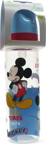 Fotografie Disney Mickey Mouse Baby kojenecká láhev 3+ 250 ml