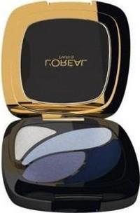Fotografie Loreal Paris Color Riche Les Ombres oční stíny E8 Bleu Mariniére 2,5 g