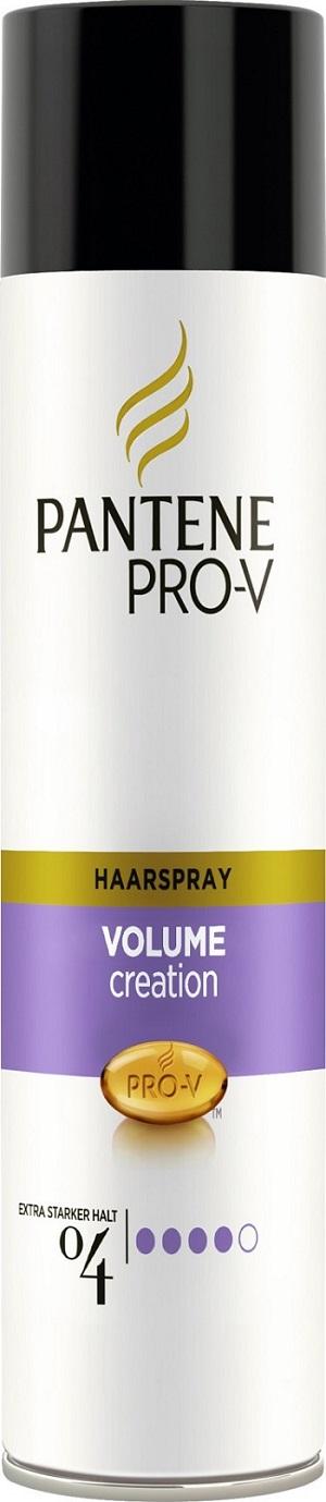 Fotografie Pantene Pro-V Volume Creation Lak na vlasy na vytvoření objemu 250 ml sprej