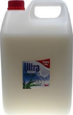 Fotografie Mika Ultra balzám s Aloe Vera prostředek na mytí nádobí 5 l