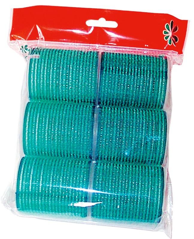 Abella Natáčky na suchý zip, samodržící 50 mm 6 kusů