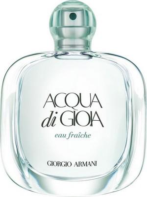 Fotografie Giorgio Armani Acqua di Gioia Eau Fraiche toaletní voda pro ženy 50 ml