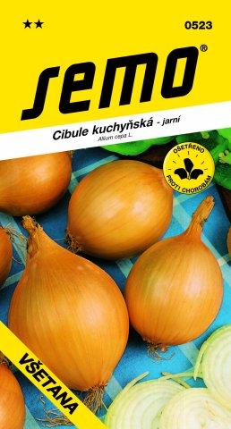 Semo Cibule kuchyňská - jarní Všetana 2 g