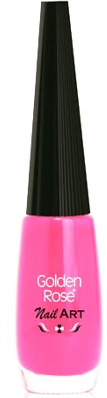Golden Rose Nail Art zdobící lak na nehty odstín 127 7,5 ml