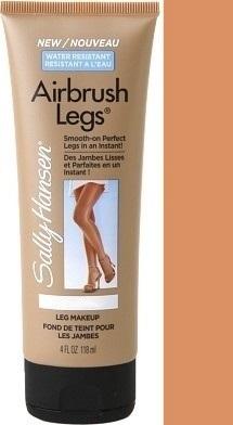 Sally Hansen Airbrush Legs tónovací krém na nohy 03 Tan 118 ml