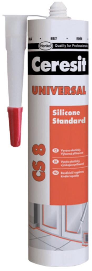 Fotografie Ceresit CS 8 Univerzální silikon standard transparentní 280 ml
