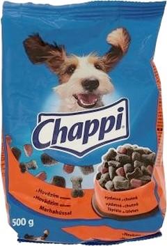 Chappi s hovězím masem 500 g