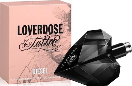 Diesel Loverdose Tattoo parfémovaná voda pro ženy 50 ml