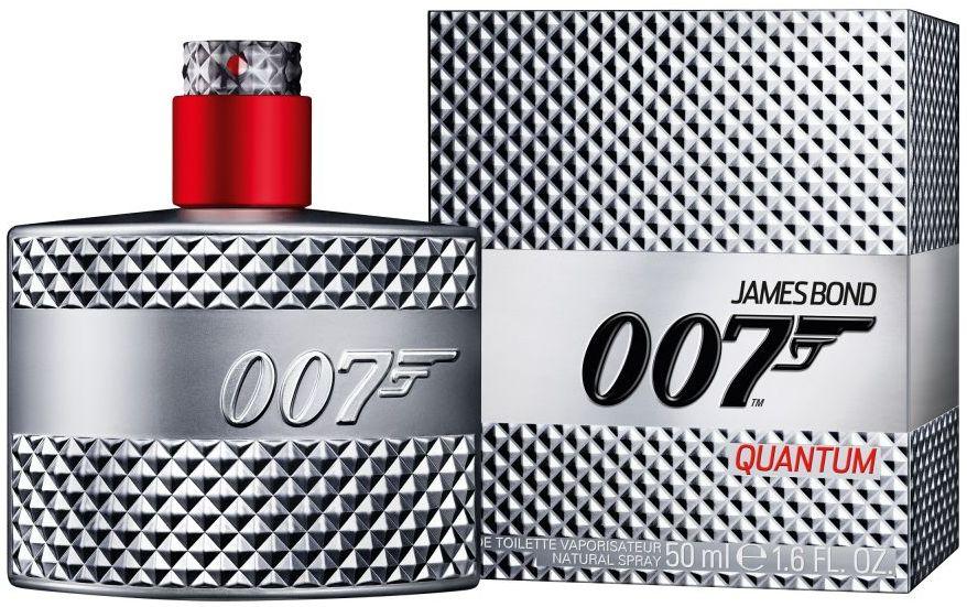 James Bond 007 Quantum toaletní voda pro muže 50 ml