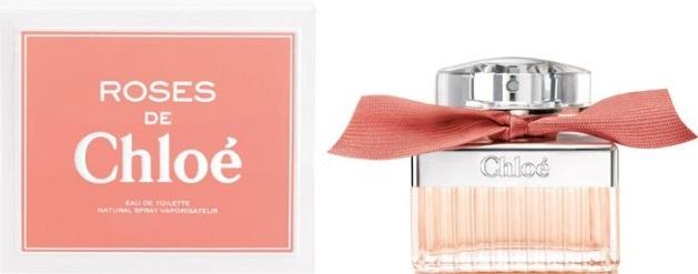 Chloé Roses de Chloé toaletní voda pro ženy 50 ml