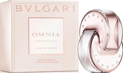 Bvlgari Omnia Crystalline Léau de Parfum parfémovaná voda pro ženy 40 ml