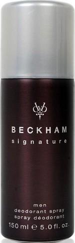 David Beckham Signature deodorant sprej pro muže 150 ml
