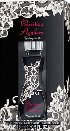 Christina Aguilera Unforgettable parfémovaná voda pro ženy 15 ml