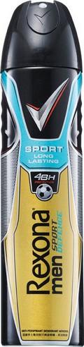 Rexona Men Adrenalin Sport Defence antiperspirant deodorant sprej pro muže 150 ml