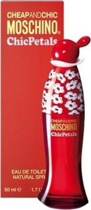 Fotografie Moschino Cheap And Chic Chic Petals toaletní voda pro ženy 50 ml