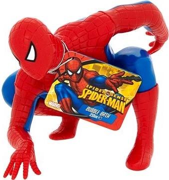Marvel Spiderman 3D koupelový a sprchový gel pro děti 250 ml, expirace 9/2016